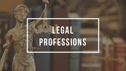 How to start ahead with your career in the Legal professional world?