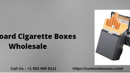 Cardboard cigarette boxes wholesale in Texas USA