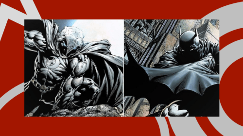 BATMAN VS MOON KNIGHT A TRUE COMPARISON