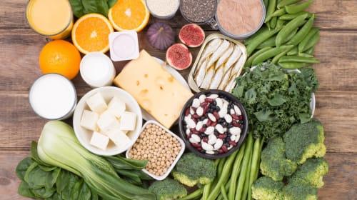 8 Non-Dairy Foods with Highest Calcium Content