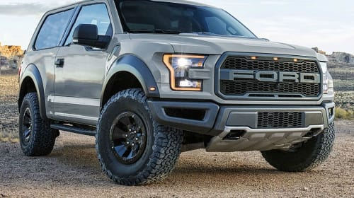 The New 2021 Ford Bronco