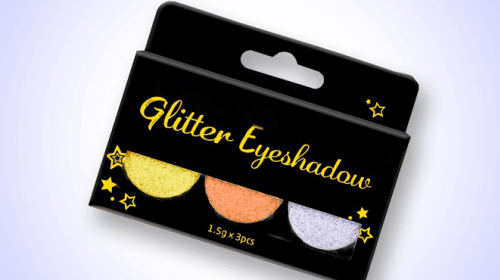 Customized Custom Eyeshadow Packaging Boxes Wholesale