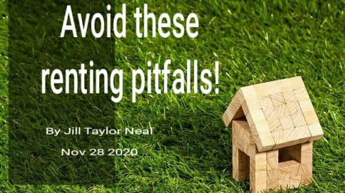 Avoid these renting pitfalls!