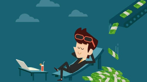 HOW DOES UNIVERSITY STUDENTS MAKING MONEY ONLINE WITH PASSIVE INCOME?