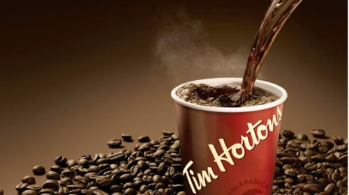 Shoot-out to Tim Horton's Workers!