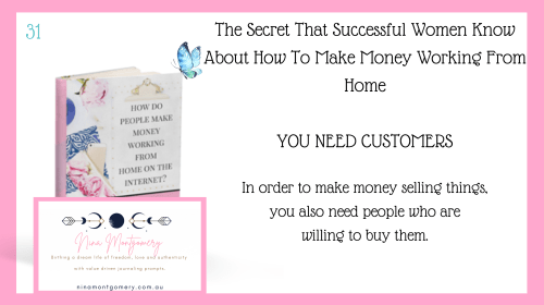 The Secret That Successful Women Know About How To Make Money Working From Home