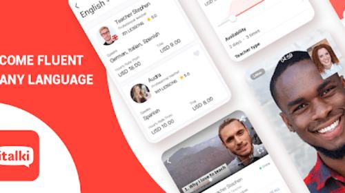 italki: A Digital Way to Learn a New Language
