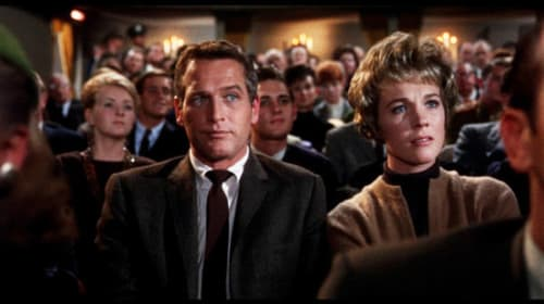 Classic Movie Review: Hitchcock's Exhausting 'Torn Curtain'