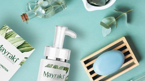 Mayraki Professional Is Making Salon-Quality Hair Treatments Available at Home.