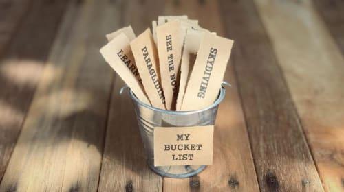 Bucket List Ideas for Youth