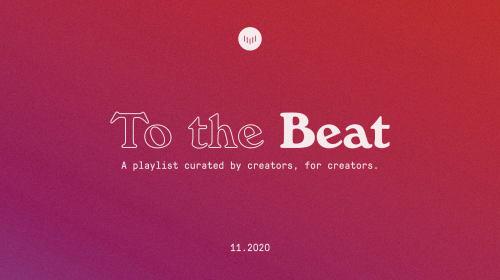 To the Beat: November 2020