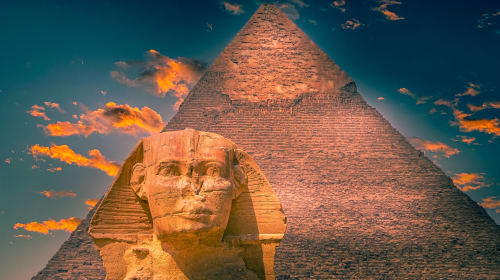 Dreaming of Egypt