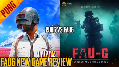 FAU-G VS PUBG: Difference between Fau-G and PubG Game
