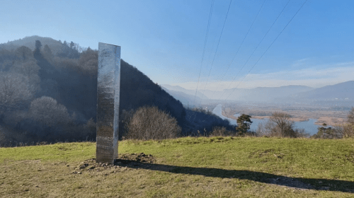 Everything about Mysterious Monolith. Its appears in Romania days after unexplained disappearance of Utah structure