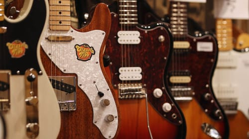 The Beginners Guide to Finding the Perfect Guitar Strings.