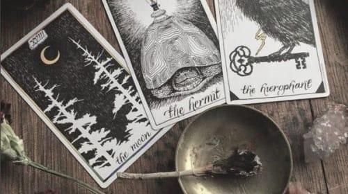 The Mysteries of Tarot