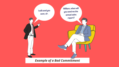 Your Guide to Making Commitments