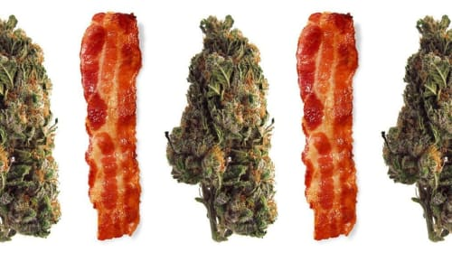 How to Make Bacon Infused Cannabis