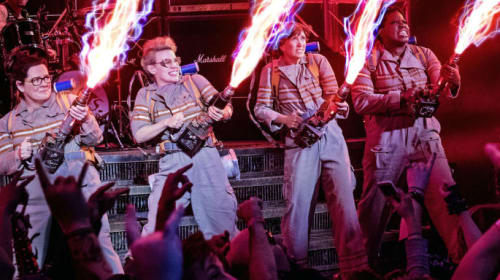 'Ghostbusters' Director Paul Feig Hints at a Sequel!