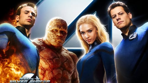 5 Facts about 'Fantastic Four' (2005)