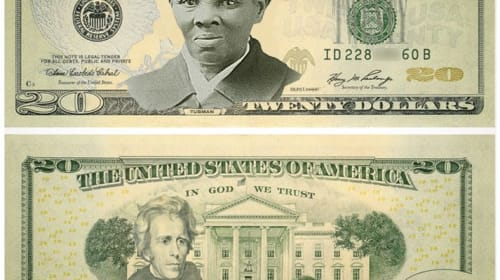 Tubman $20: Not About Harriet
