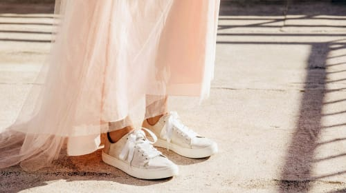 Best Wedding Sneakers to Slip into When It's Time to Dance All Night