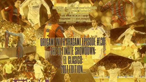 El Clasico: The Ultimate Showdown...