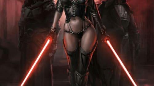 A Jedi Versus a Lord