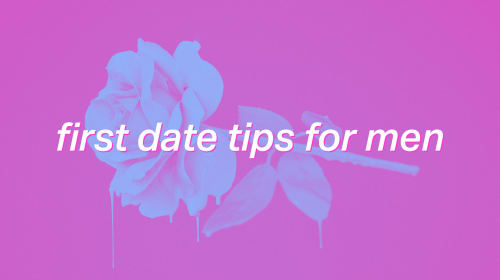 Helpful First Date Tips for Men