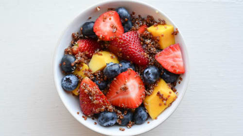 Eating Healthy: Losing Weight Isn't the Only Thing that Makes You Lighter
