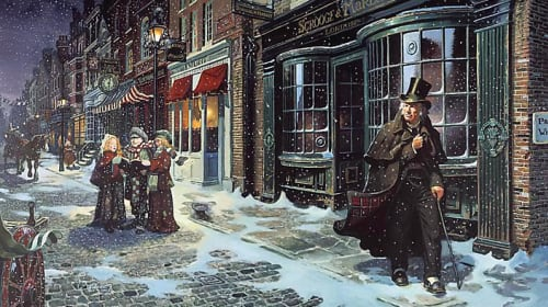 An Account of Ebenezer Scrooge