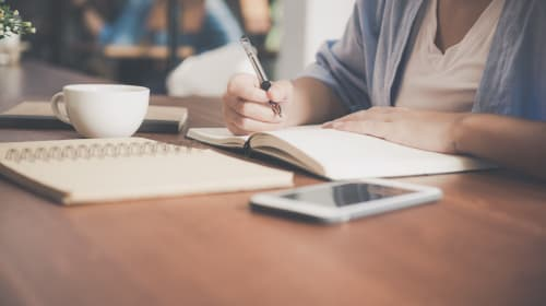 The Power of Writing Down Your Dreams