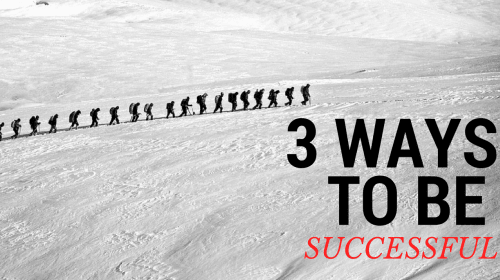 Why Successful People Stay Successful