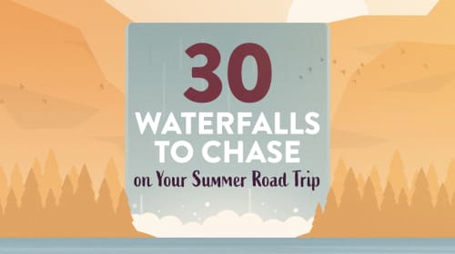 Waterfalls to Chase This Summer