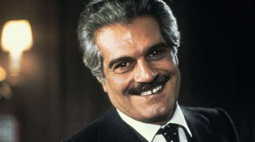 The Very Talented Omar Sharif