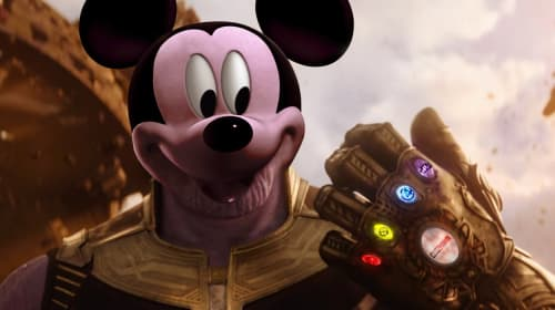 Is Disney Thanos?