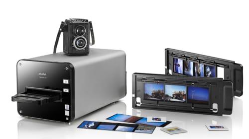 Best Medium Format Film Scanners