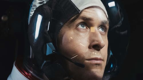 Movie Review: 'First Man' Excels as a Macro View of Space Exploration and a Micro View of Humanity