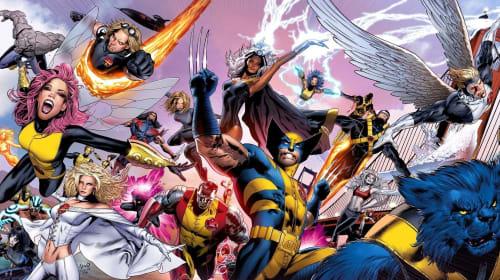 MCU X-Men Fancast!