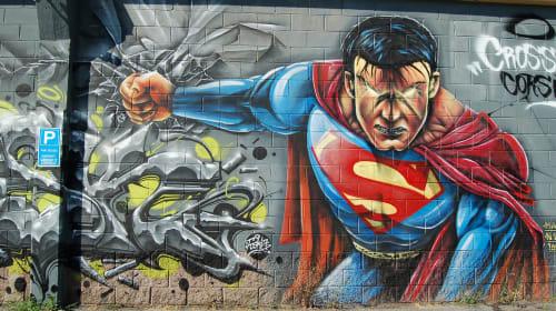 The Ultimate Superheroes!