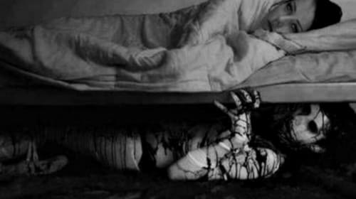 There's a Monster Under Your Bed