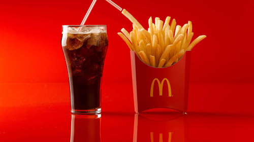 Why McDonald's Coke Tastes Better