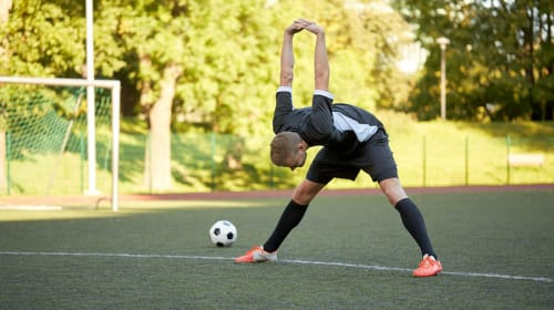 Best Soccer Warm Ups You Should Be Doing