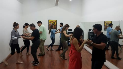 What I Learned While Taking a Bachata Lesson