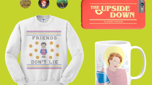 Best Gifts for 'Stranger Things' Fans
