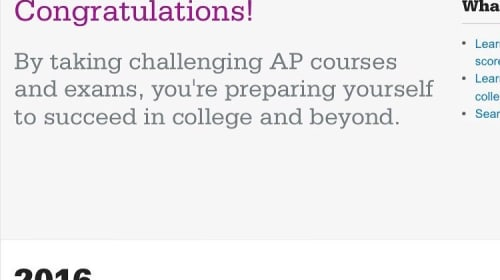 Why AP Classes Aren't Worth It