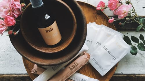 Meet Kali: The Monthly Organic Feminine Hygiene Subscription Box