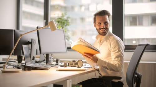4 Tips to Help You Relax at Work