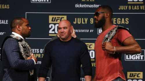 Dana White Refuses to Contact Jon Jones After Doping Violation