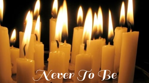 Never to Be Forsaken